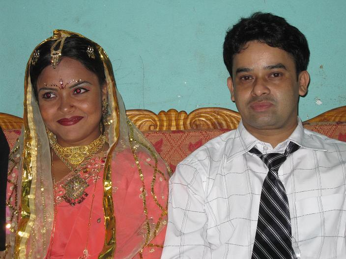 Muslimsk bryllup