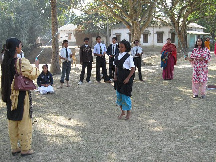 Sportsdag, Saint Mathews School, Birganj