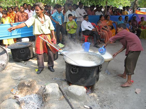 Og der kokkereres på livet løs