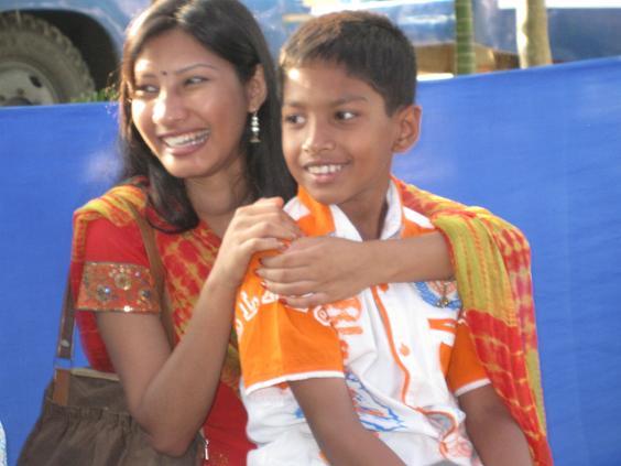 Sohan og hans søster