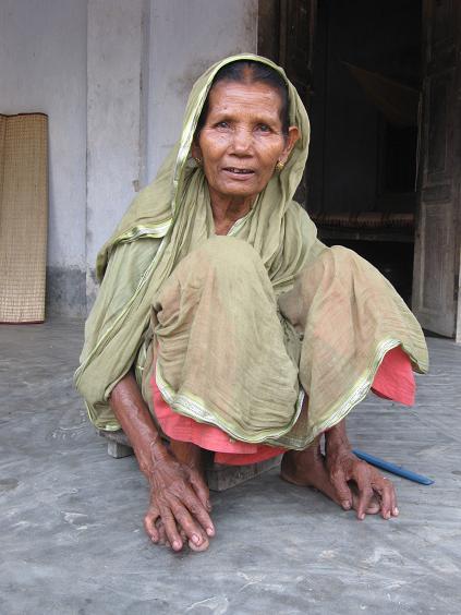 En bedstemor