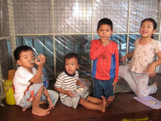 Mit hjerte banker for børn
