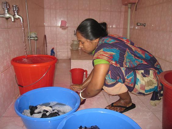 Promilla vasker vores tøj