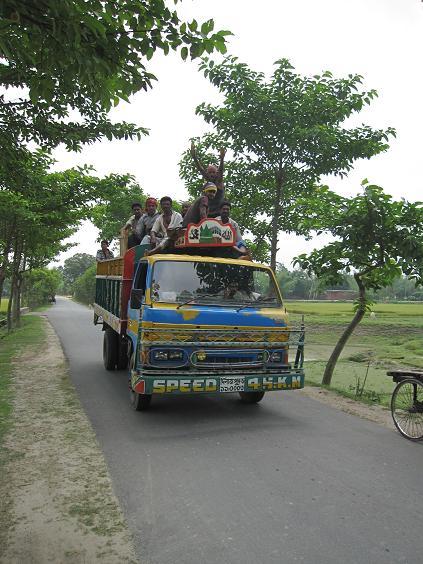 Den tunge trafik