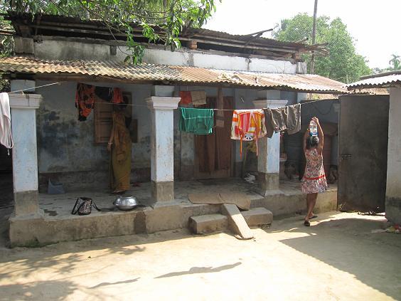Lærer Krishnas hus